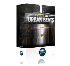 urban beats vol2 boosty cube